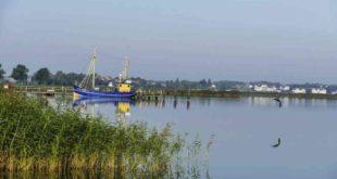 Reportage: Törn durch die Lagune von Usedom.