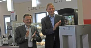 Sportschule Potsdam will 5 Tonnen Plastikmüll sparen.