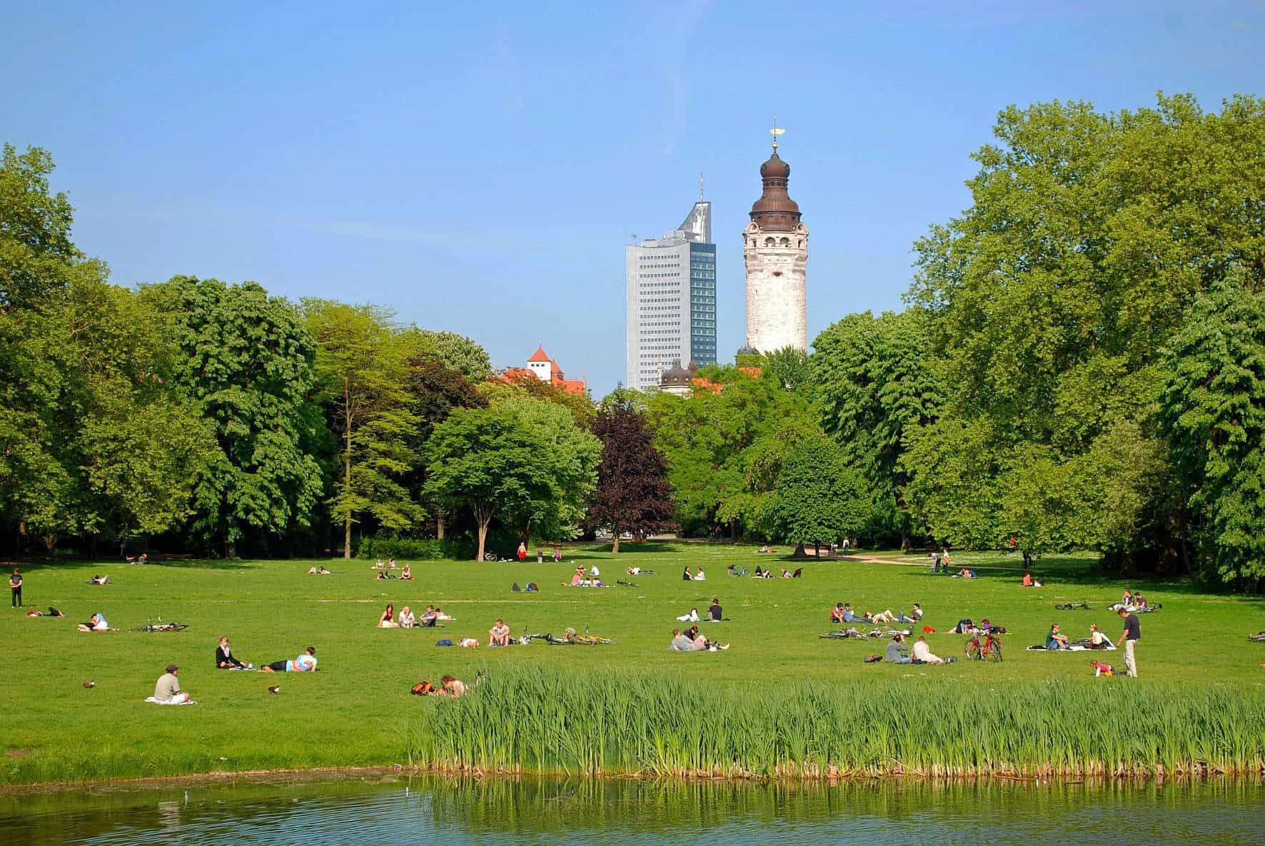 Leipzig Tourismus mit Gästerekord