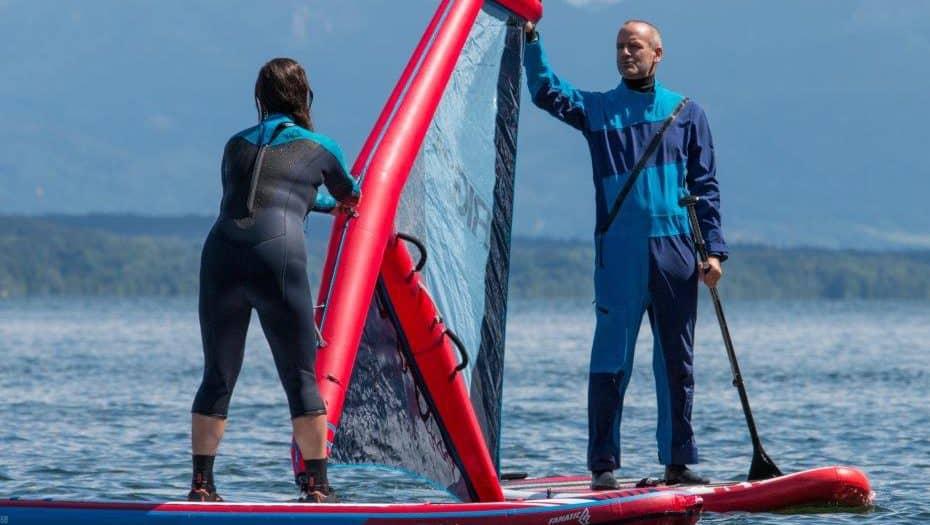 Lightriding, neuer Trend auf dem Wasser und ultimativer Urlaubsspaß. Am Starnberger See gibt es jetzt die ersten regulären Kurse.
