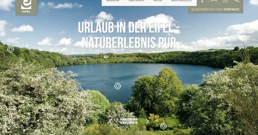 Eifel Urlaub Naturerlebnis pur