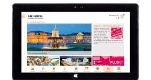 """Stuttgart-Marketing gewinnt Hotellerie mit """"Digitaler Gästemappe"""" für neue Wege."""