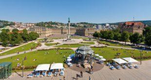 Die Region Stuttgart präsentiert sich auf der CMT 2017