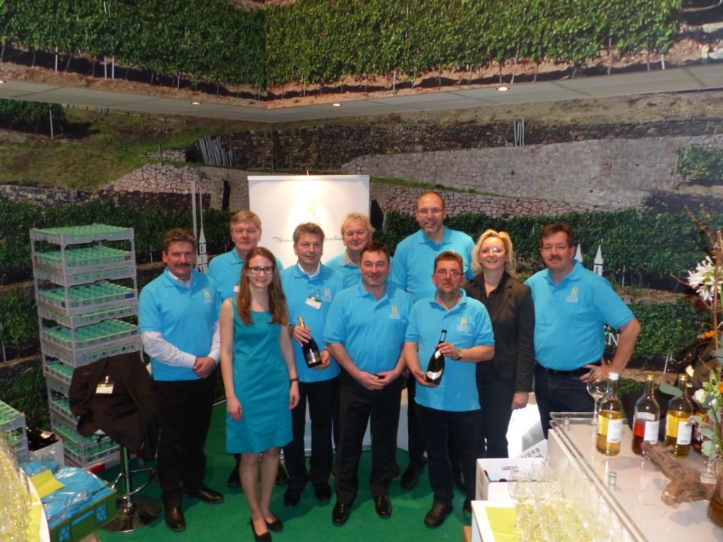 Der 2016er Jahrgang wird ein hervorragender Jahrgang für die Sächsische Winzergenossenschaft Meissen eG