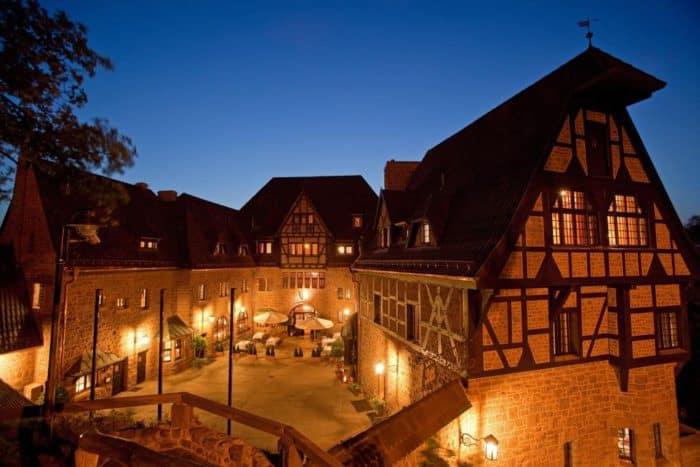 Romantik Hotel Wartburg