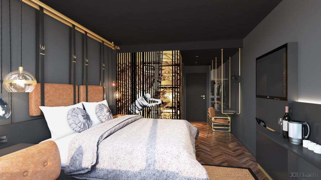 Der Eröffnungstermin für das erste Hotel der Lifestyle-Marke niu steht fest.