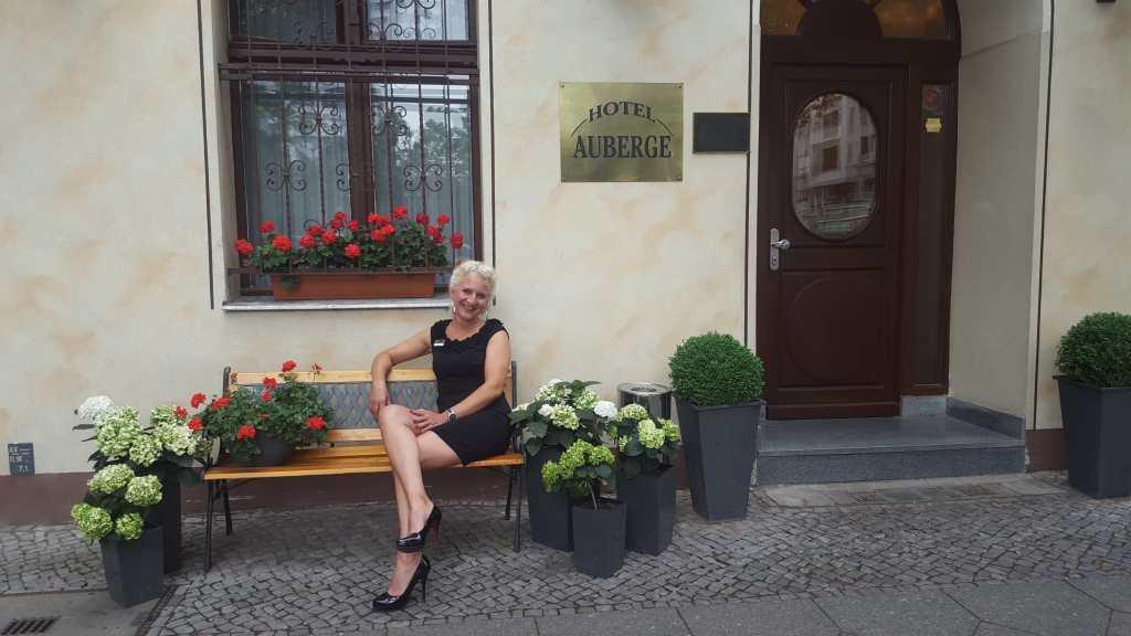 Antje Last Berlin Hotel Auberge