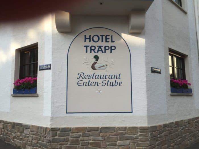 Hotel Trapp in Rüdesheim