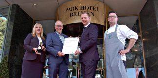 Hornstein-Ranking Dorint Park Hotel Bremen