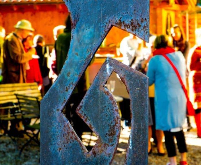 """Murnau lädt am 9. September zum """"Kunstwirte-Fest"""" in den Kulturpark"""