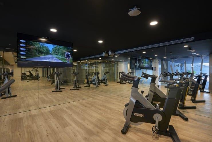 Fitness-Programm INFIT bietet 24-Stunden-Zugriff auf Hunderte von Workouts