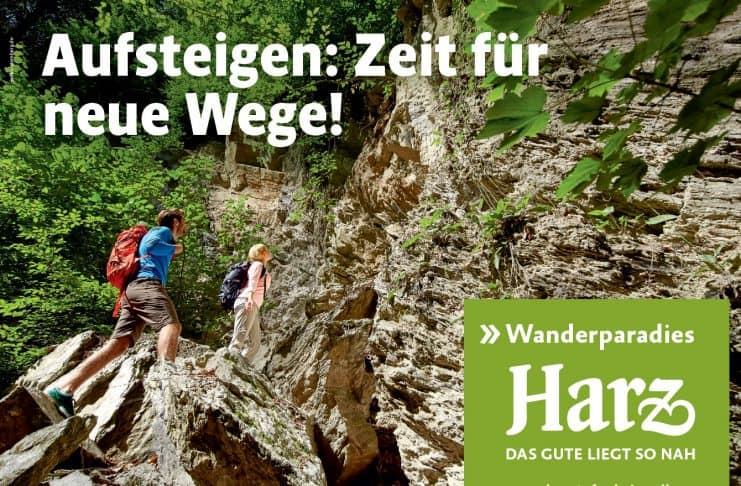 Die Animation für den nächsten Kurzurlaub im Südharz steht im Mittelpunkt der Werbeaktivitäten in Leipzig und Dresden.