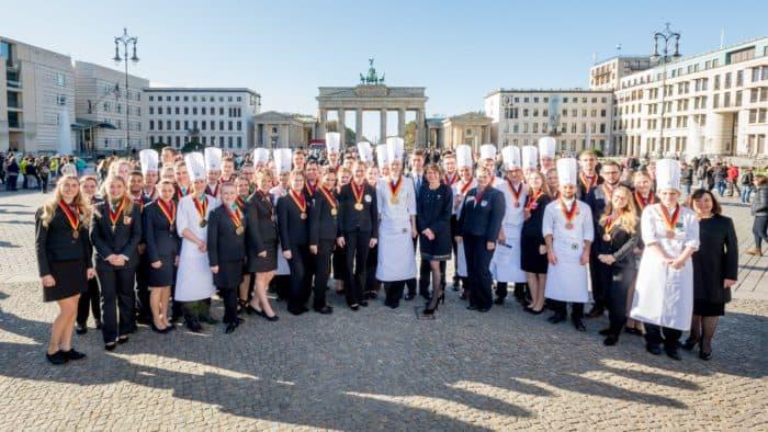 Gastronomie und Hotellerie küren Jugendmeister in Berlin