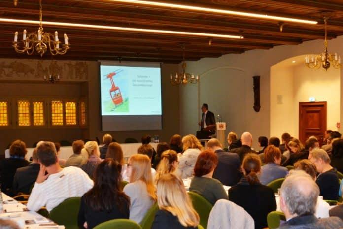 Der jährliche Harzer Tourismustag ei Branchentreff der Touristiker etabliert.