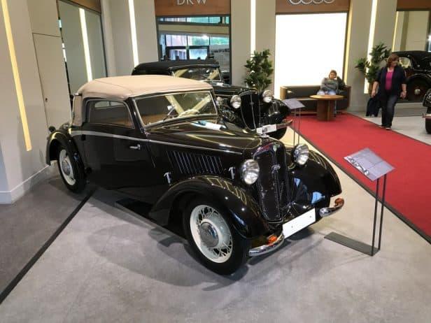 Fahrzeug Ausstellung Horch Museum