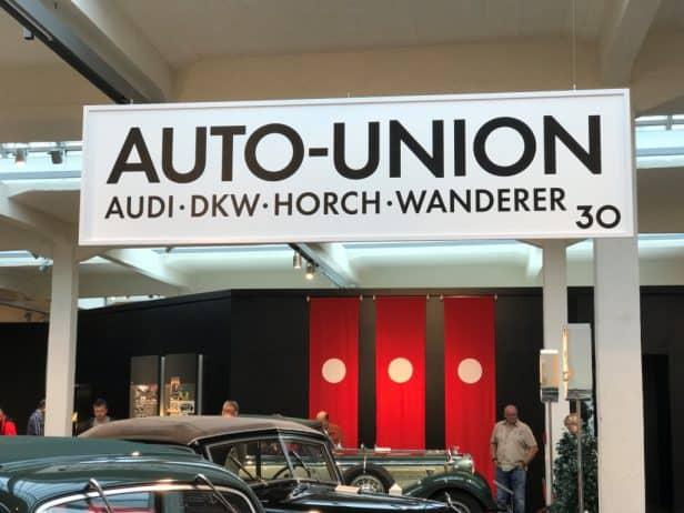Auto Union Wanderer Horch Audi NSU Zwickau
