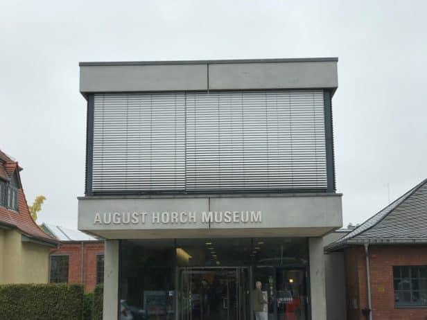 August Horch Museum Zwickau Zwickau