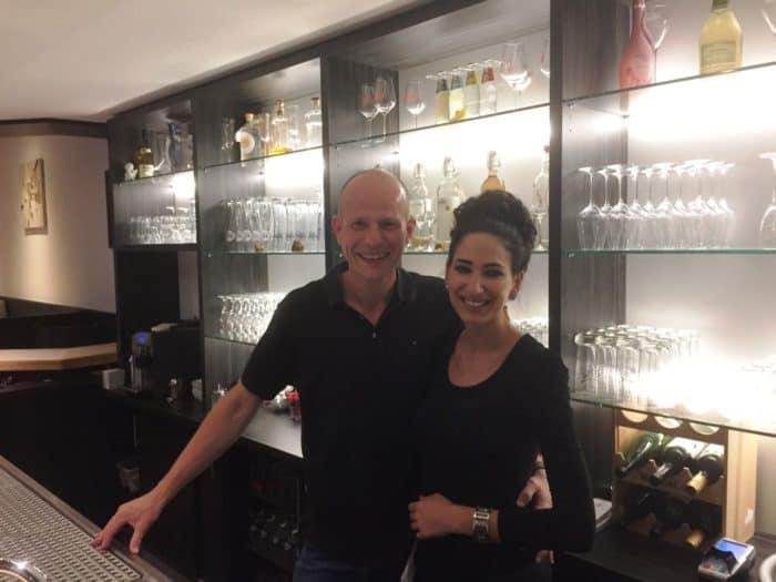 Engel Am Hasengarten in Siegen, Restaurant mit Biergarten