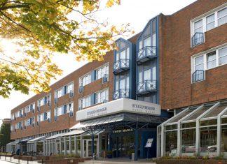 Das Steigenberger Hotel Conti Hansa in Kiel
