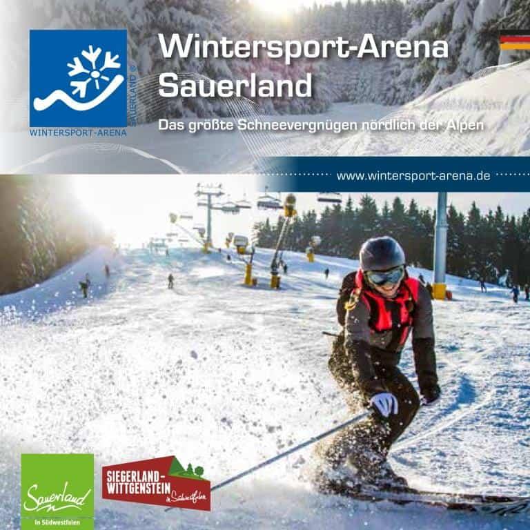 Webportal Wintersport-Arena Sauerland