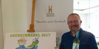 WINZER MEISSEN präsentieren ersten 2017er Wein