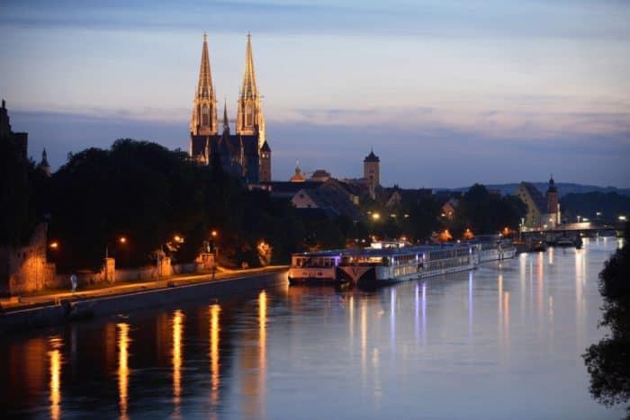Drehort Regensburg Auszeichnung der Initiative Filmkulisse Bayern