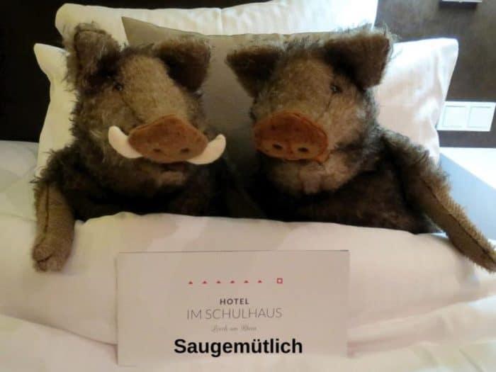 Hotel Im Schulhaus hat ein Herz für Hessen und die passenden Angebote.