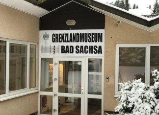 Eingang Grenzlandmuseum Bad Sachsa Harz