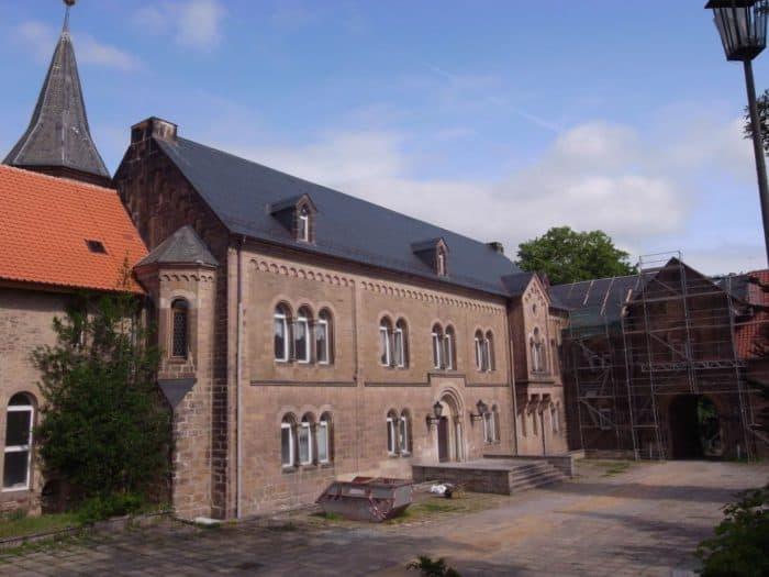 Benediktinerkloster St. Peter und Paul in Ilsenburg im Harz