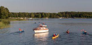 Brandenburg Urlaub auf dem Wasser