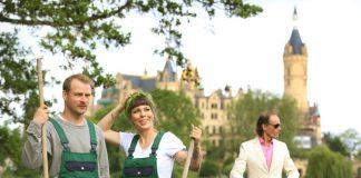 Mecklenburg-Vorpommern Urlaubsland