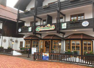 Restaurant Grimbart's Außenansicht