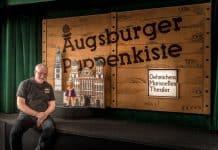 Urmel & Co feiern 70. Geburtstag Augsburger Puppenkiste