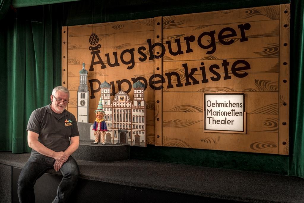 Geburtstag feiern augsburg