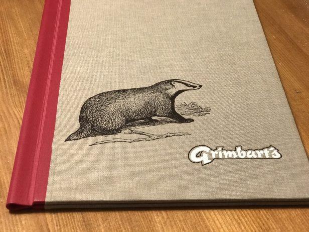 Restaurant Grimbart's Speisekarte
