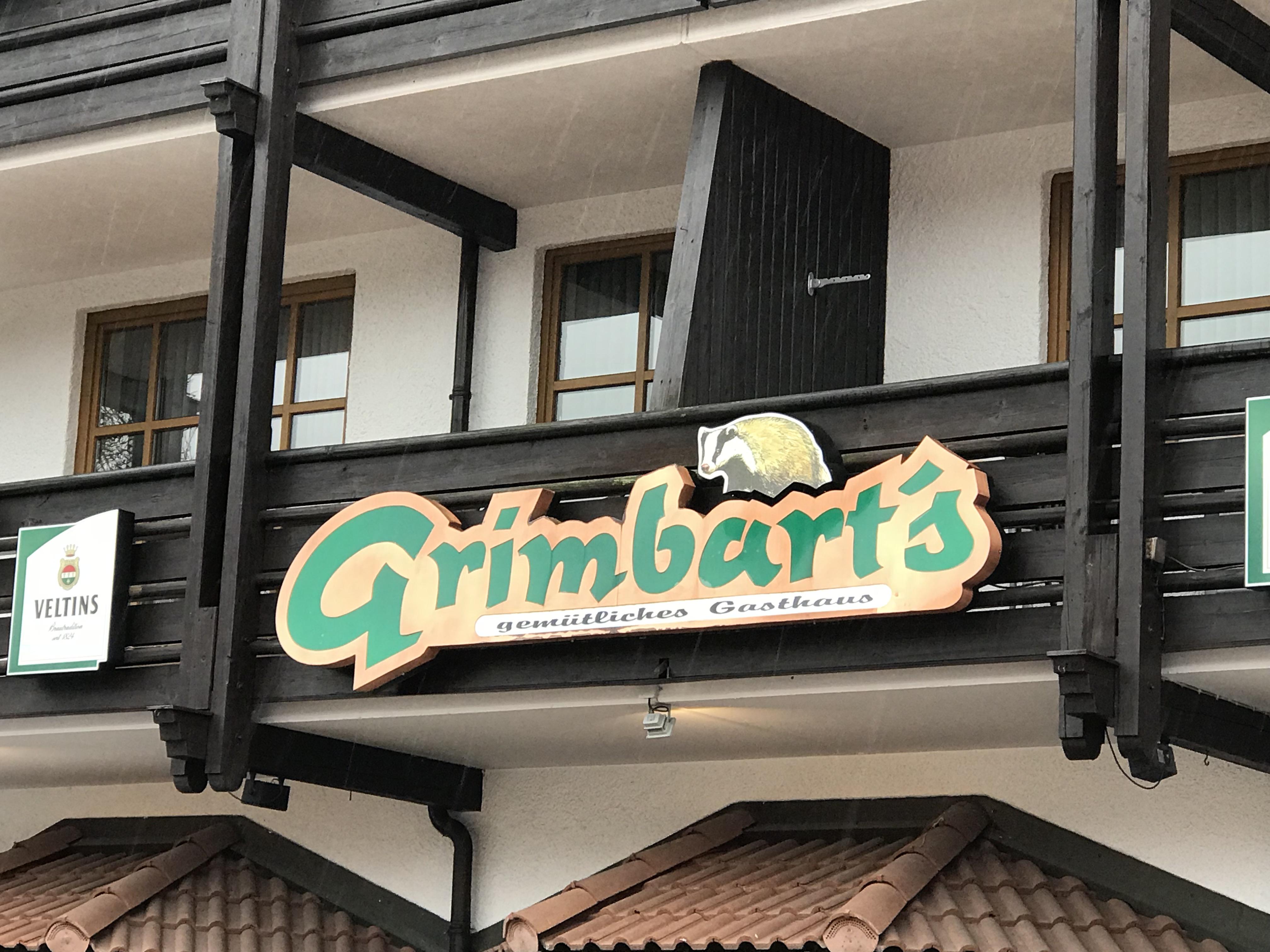 Braunlage Restaurant Grimbart\