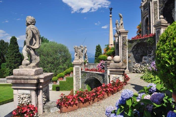 Goethe war zwar nicht am Lago Maggiore