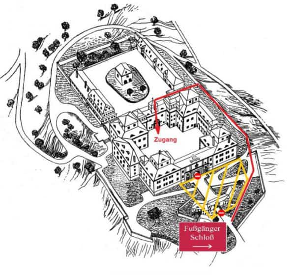 Schloss Augustusburg Krone des Erzgebirges