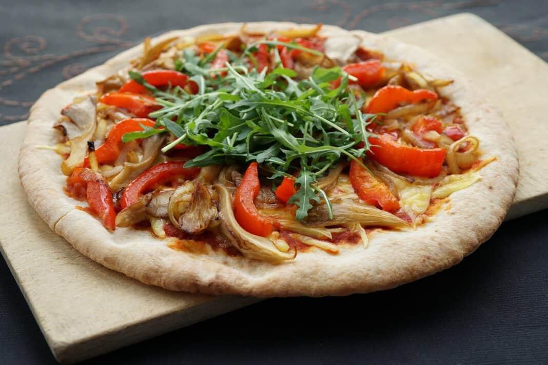 Ranking Pizza-Lieferdienste: Vegane Pizza in der Systemgastronomie