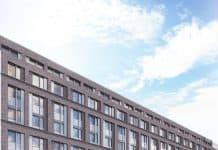 Lifestyle-Hotel mit rund 345 Zimmern entsteht an der Nordkanalstraße