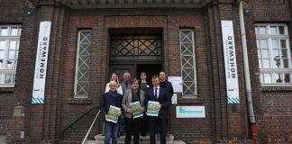 Besucherzentrum Hoheward Kooperation