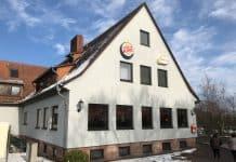 Raststätte Rimberg Nord