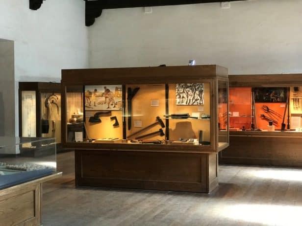 Römerkastell Saalburg Museum