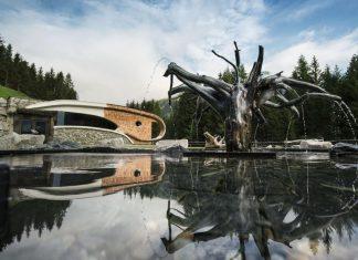 In St. Jakob im Osttiroler Defereggental wird eine der ältesten Quellen der Welt eindrucksvoll inszeniert