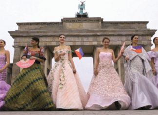 Philippinische Farbtupfen in Berlin
