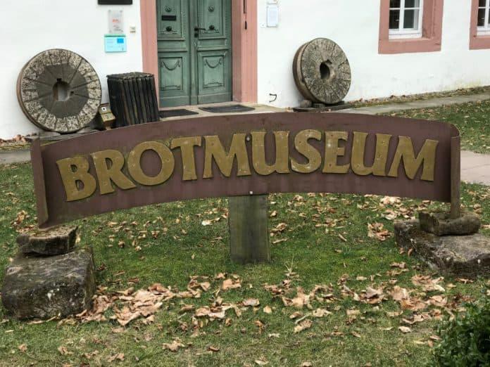 Das Brotueseum in Erbergötzen