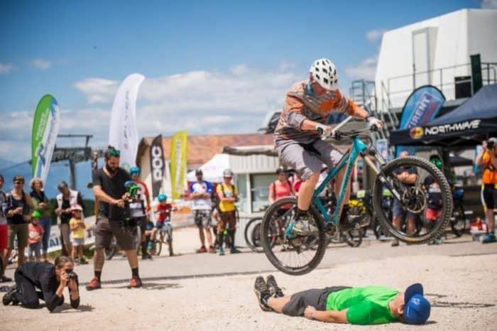 Ein neuer Bikepark macht das Südtiroler Eggental zum Mekka für alle Radfans