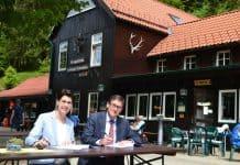 Sponsoringvereinbarung Harzer-Hexen-Stieg