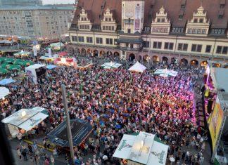 """""""Mein Leipzig – Mein Stadtfest!"""" Am ersten Juni-Wochenende des Jahres lädt die Leipziger Innenstadt zum 27. Leipziger Stadtfest ein!"""