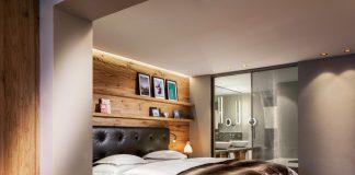 Das Hotel Arlberg verfügt über 51 individuell eingerichtete Zimmer